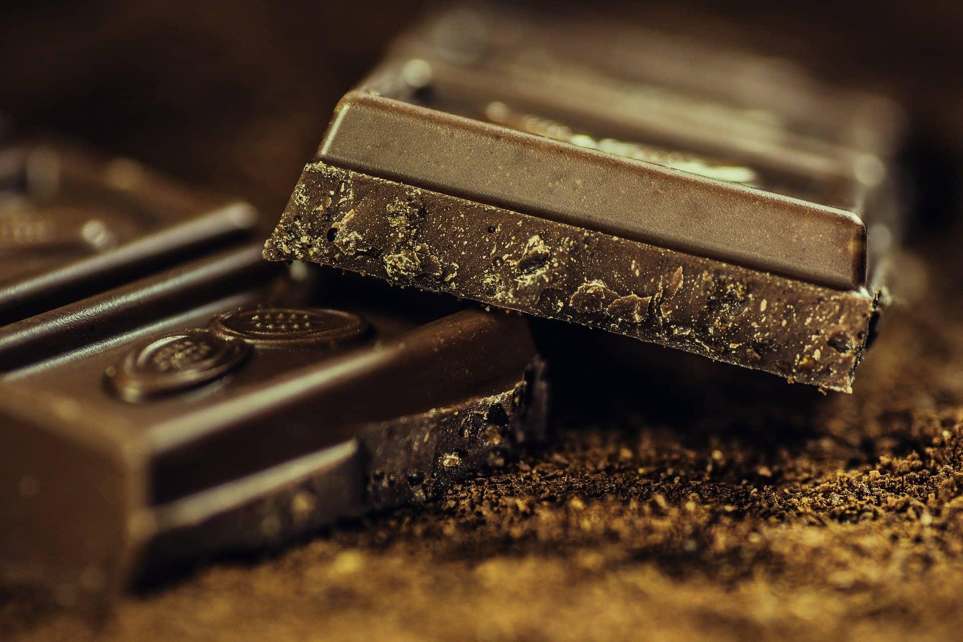 Ciemna czekolada (pixabay)